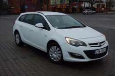 Opel Astra Combi Przebieg 102.000 Książka Servisowa