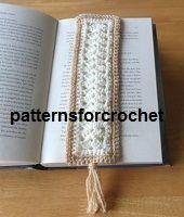 Free crochet pattern bookmark us