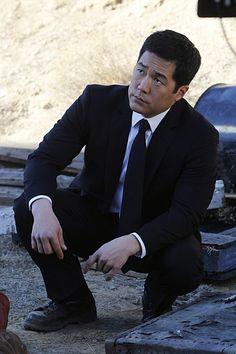 21. Tim Kang....Mentalist....