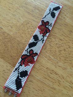 Seed Bead Bracelets, Seed Beads, Friendship Bracelets, Loom Beading, Bead Patterns, Stitch, Crafts, Diy, Jewelry