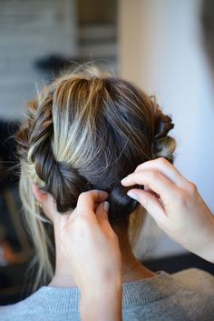 General Tips for Braiding - Cupcakes