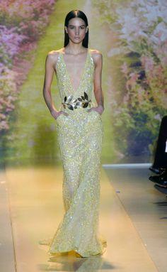 Zuhair Murad Haute Couture s/s 2014 Paris