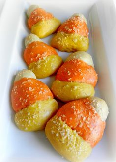 Candy Corn Pretzels (different)