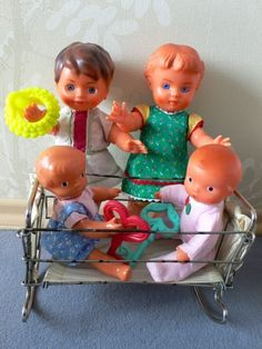 Hamiro and Gumotex Retro Dolls