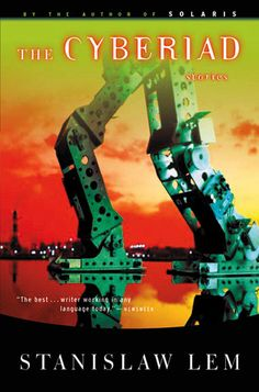 One of my favorite books of all time: The Cyberiad by Stanislaw Lem. Snarky and brilliant! I reread it periodically.