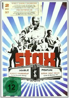 Stax Double Feature: Respect Yourself (The Stax Records Story) : Stax Volt Revue (Live In Norway 1967)