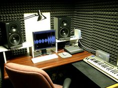 small music studio - Google Search