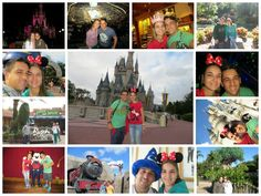 Walt Disney Word, Florida January 2014 Also, Busch Gardens, Amway Arena, Universal Studios, Animal Kingdom and Sea World