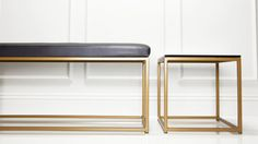 Modern Metallics Meet Minimalism With Cromatti in sponsor news events home furnishings Category