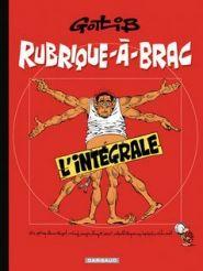 Lalibrairie.com - Rubrique-à-brac : l'intégrale. Gotlib. Dargaud. 9782205066876