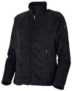Columbia Women's Pearl Plush II Fleece, Black, Medium Columbia. $38.97