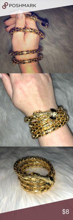 Expandable snake 🐍 bracelet Multi-use snake 🐍 Bracelet Accessories