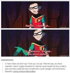 Superhero love