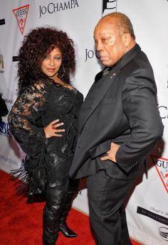Chaka Khan & Quincy Jones