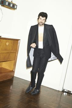 Band of Outsiders Spring 2014 Men's Collection