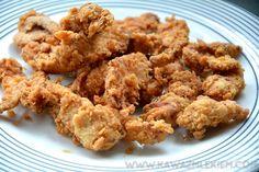 Zapraszam na pyszne skrzydełka w panierce #kurczak #KFC #kawazmlekiemblog