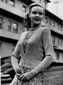 The Vintage Pattern Files: 1940's Knitting - Patons 251 Knitting Pattern Booklet