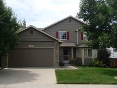 Exterior Paint Ranch Style House ranch style house exterior color schemes - google search