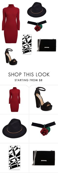 """Slay"" by rospark05 on Polyvore featuring Rumour London, Steve Madden and Ivanka Trump"