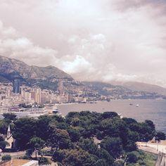 #Casino Eine wunderschöne Sicht auf Monaco ♡ #holiday#france#family#sommer#sun#view#amazing by steffi.schnoell from #Montecarlo #Monaco