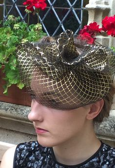 Millinery Master Class with Jane Stoddart