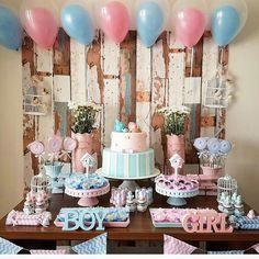 Super adorable birthday party idea by @encontrodefestas!