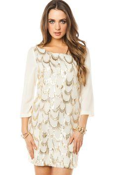 ShopSosie Style : Gatsby Shift Dress