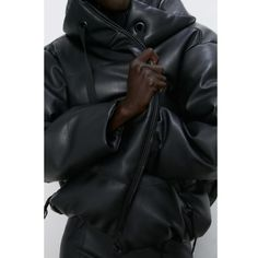 Boston Jacket Material: Faux Leather, PU Size: S, M, L, XL Sizes can vary from 2-3 centimeters because they are measured by hand. 1inch=2.54cm. We pay your attentiononthe fact that different computer screens can display different colors even though this is one and the same color. Thereforecolorof the received good Oversized Puffer Coat, Coats For Women, Jackets For Women, Warm Sweaters, Cool Jackets, Cotton Jacket, Jacket Style, Womens Fashion, Pu Leather