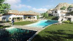 """17 Me gusta, 3 comentarios - augusto de la piedra arq. (@augusto_de_la_piedra_arq) en Instagram: """"B CONDOMINIUM #architecture #condo #condominium #pool #lagoon #clubhouse #bungallows #bbq #design…"""""""