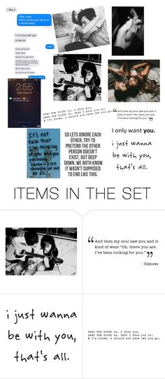 """Do you miss me like I miss you?"" by monkeyloverlife ❤ liked on Polyvore featuring art"