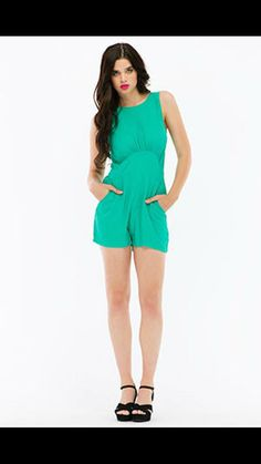 Lively playsuit, you can't go wrong! www.spicedivory.com
