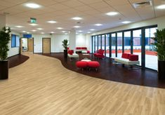 Aged Care Vinyl Flooring for Various Public and Private Areas
