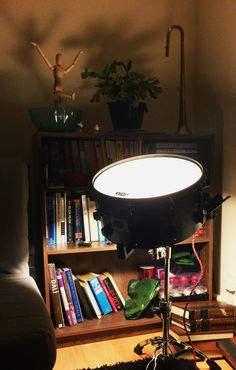 Drumlamp Modern by J
