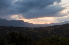 Mountains of Crete, Greece, Heraklion province