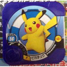 Pokemon 2014 Torretta Pikachu Promo Coin