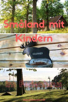 Unser Ferienhaus war die perfekte Homebase für unseren Smaland-Urlaub mit Kindern - wollt ihr mal schauen? #Ferienhaus #Schweden #Smaland #Novasol
