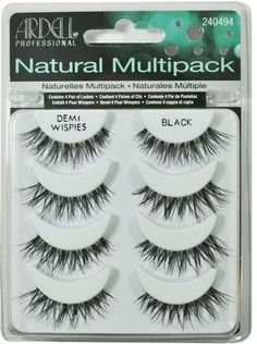 Luxe Beauty Supply - Ardell Lash Demi Whispies Multipack, $13.99 (http://www.lhboutique.com/ardell-lash-demi-whispies-multipack/)