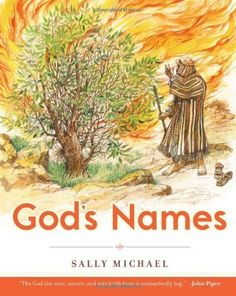 Children Desiring God series by Sally Michael. Love the God's names book! Going to purchase the other books soon too!