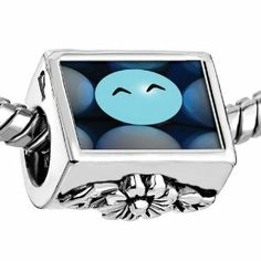 Pugster Flower Leaves European Photo Bead Fits Pandora Charm Bracelet Pugster. $12.49. Metal: metal. Weight (gram): 5.3. Size (mm): 11.6*9.35*9.5. Color: silver Tear, Silver Metal, Cufflinks, Pandora, Flower, Bracelets, Accessories, Color, Jewelry