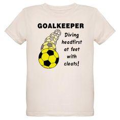 Soccer Goalkeeper T-Shirt