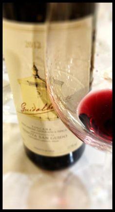 El Alma del Vino.: Tenuta San Guido Guidalberto 2012.