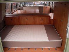 Image detail for -... - Gallery - Refurbished Volkswagen Camper Van interior projects