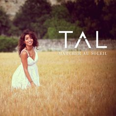 Tal - Marcher Au Soleil #Tal #Chanteuse Clip, Brittany, White Dress, Flower Girl Dresses, Urban, Let It Be, Stars, Wedding Dresses, Image