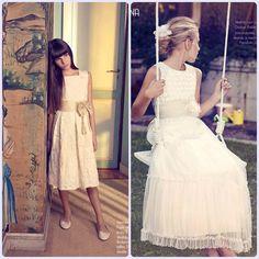 Trajes y vestidos de Comunión 2014