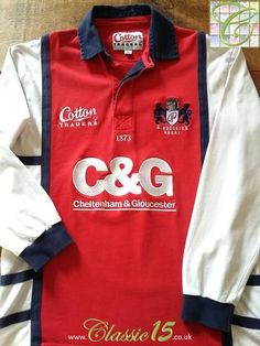29259588260 18 Best Classic Gloucester Rugby Shirts images in 2019 | Gloucester ...