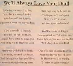 missing dad poems from daughter. Love you dad nd miss you dearly Dad Poems From Daughter, Funeral Poems For Dad, Funeral Quotes, Memorial Poems For Dad, Poem For Father, Funeral Speech, Funeral Music, Memorial Quotes, Funeral Ideas