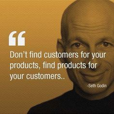 Seth Godin: On Finding Customers – Book Marketing Bestsellers Quotes Dream, Life Quotes Love, Work Quotes, Success Quotes, Man Quotes, Career Quotes, Business Motivation, Business Quotes, The Words
