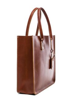 Billykirk No. 235 Leather Tote en Bronce | REVOLVE