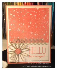 Eva's cards and things: CYCI#59 A Sketch Challenge #stampinup