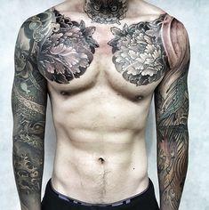 tattoo-sleeve-traditional-japanese